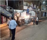 محافظ أسيوط: البدء في رصف شارع النميس بعد كشطه