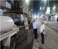 محافظ أسيوط: البدء فى كشط شارع النميس بحى شرق تمهيداً لرصفه