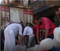 بالفيديو | تركيا تنتقم من مليون سوري بحرب المياه