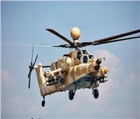 روسيا تعلن عن أول صفقة للمروحيات Mi-35p