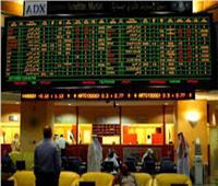 بورصة أبوظبي تختتم تعاملات اليوم الاثنين بارتفاع المؤشر العام لسوق