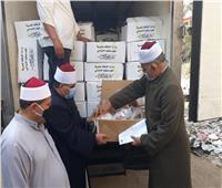 «الأوقاف» تواصل توزيع لحوم الأضاحي على القرى الأكثر إحتياجاً بالبحيرة