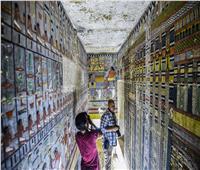 حكايات| ثبات الألوان برسوم المصري القديم.. سر الخلطة «المعدنية»