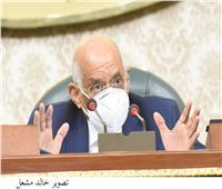 ننشر نص كلمة علي عبدالعال في ختام الجلسةالعامةلنهايةدور الانعقاد الحالي لـ«النواب»