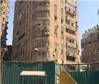 رئيس هيئة الأنفاق: هنأجر شقة في عمارة الشربتلي المتضررة لطمأنة السكان
