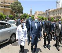 صور  انتهاء امتحانات السنوات النهائية في جامعة القاهرة.. اليوم