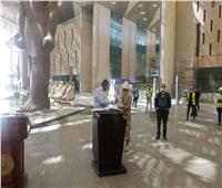 أمين عام منظمة السياحة العالمية يتسلم درع المتحف المصري الكبير