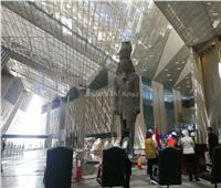 السياحة العالمية: المتحف المصري الكبير صرح أثري عظيم نأمل افتتاحه قريبا
