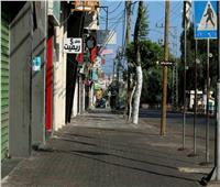 خاص| بالصور.. سريان حظر التجوال في قطاع غزة لمكافحة تفشي كورونا