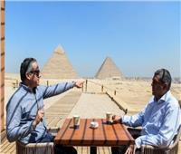 فيديو  العناني عن زيارة أمين السياحة العالمية: تؤكد على مكانة مصر الدولية