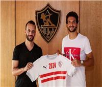 محمود علاء يُمدد عقده مع الزمالك حتى 2024
