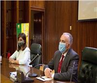 تنظيم ندوة لشباب من المصريين بالخارج لاستعراض جهود الدولة في إدارة ملف سد النهضة