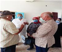 صحة الغربية: لجنة ديوان عام المحافظه تتابع سير العمل بمستشفى صدر المحلة