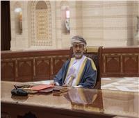 صور  الوزراء العمانيون الجدد يؤدون اليمين أمام السلطان هيثم بقصر البركة