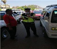 ضبط 2888 سائق نقل جماعي لعدم الالتزام بارتداء الكمامات