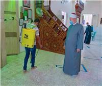 محافظ أسيوط يشدد على الاجراءات الاحترازية قبل عودة صلاة الجمعة بـ ٤٠٨١ مسجد