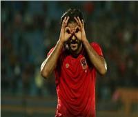 مروان محسن يتقدم للأهلي بهدف رائع