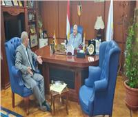 حوار| رئيس جامعة «السادات»: استفدنا من أزمة كورونا.. وحلم المستشفى الجامعي سيتحقق قريبا