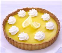 حلو اليوم.. «تارت كريمة الليمون»