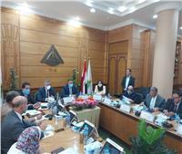 رئيس جامعة بنها: افتتاح منشآت جديدة قريبا ونستعد للتحول الرقمي