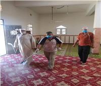 تجهيز 500 مسجد بشمال سيناء لصلاة الجمعة