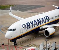 فيديو  ذعر في طائرة بريطانية بعد التأكد من إصابة أحد المسافرين بكورونا