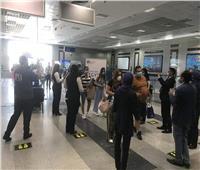 صور| مطار الغردقة يستقبل أولى الرحلات الجوية لشركة Galistair الرومانية
