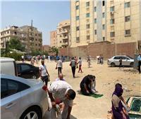 صور| زحام المصلين على مساجد المقطم بأول جمعة في زمن كورونا