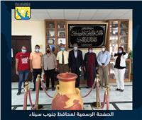 محافظ جنوب سيناء: إنهاء الربط الإلكتروني بين الديوان العام ومدن المحافظة