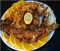 «طبق اليوم».. «سمك سنجاري بالليمون» في خطوتين فقط
