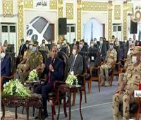 الرئيس السيسي يشكر وزير التموين علي مجهودات الوزارة خلال الـ3 سنوات الماضية