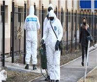 أوكرانيا تسجل 2481 حالة إصابة جديدة بفيروس كورونا