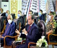 «شعب مصر معاك ياريس».. المصريون يدعمون السيسي ضد أكاذيب الإخوان