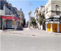 لمكافحة تفشي «كورونا».. تمديد حظر التجوال في قطاع غزة لمدة 48 ساعة