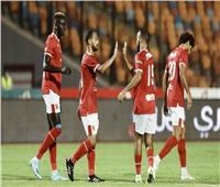 الأهلي يوسع الفارق مع المصري بالهدف الثاني