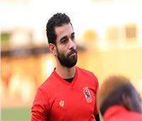عمرو السولية يتقدم للأهلي من ضربة جزاء