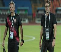 فايلر: قدمنا مباراة جيدة أمام المصري.. ولا يوجد فريق يفوز بجميع مبارياته