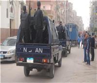 مصرع 4 عناصر إجرامية خطرة عقب تبادل إطلاق النيران مع الشرطة بأسيوط