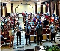 وزارة الشباب والرياضة تبدأ استقبال المشاركين بدورة مناهضة التحرش