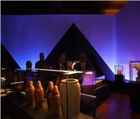 بالهولوجرام والتقنية الحديثة.. معرض «ملوك الشمس» في التشيك