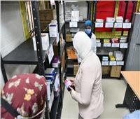 وزيرة الصحة: صرف علاج الأمراض المزمنة بمنظومة التأمين الصحي من الوحدات الصحية