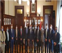 عقد شراكة بين بنكي الأهلي ومصر وإحدى المجموعات العقارية