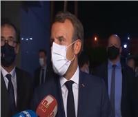 «ماكرون» مغردًا بالعربية: عدت إلى لبنان كما وعدتكم.. ونعتبركم إخوة لنا