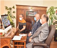 محافظ أسيوط يطمئن رئيس الوزراء على استمرار حملات إزالة التعديات