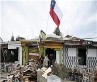 زلزال عنيف يضرب الساحل الشمالي لتشيلي