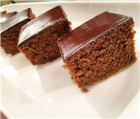 «حلو اليوم».. «جاتوه شاتوه شوكولاتة دايت» على طريقة سالي فؤاد