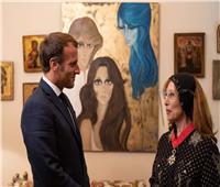ماكرون يمنح «فيروز» وسام جوقة الشرف الفرنسي