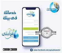 """القليوبية للمياه تدعو المواطنين لتسجيل قراءات عدادات المياه عبر """"قراءتي"""""""