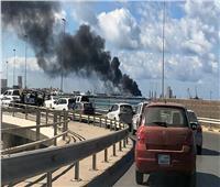 انفجار قوي يهز العاصمة الليبية طرابلس
