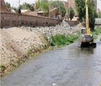تأهيل 72 ترعة بطول 300 كيلو بالشرقية لوصول المياه الري لنهايات الترع